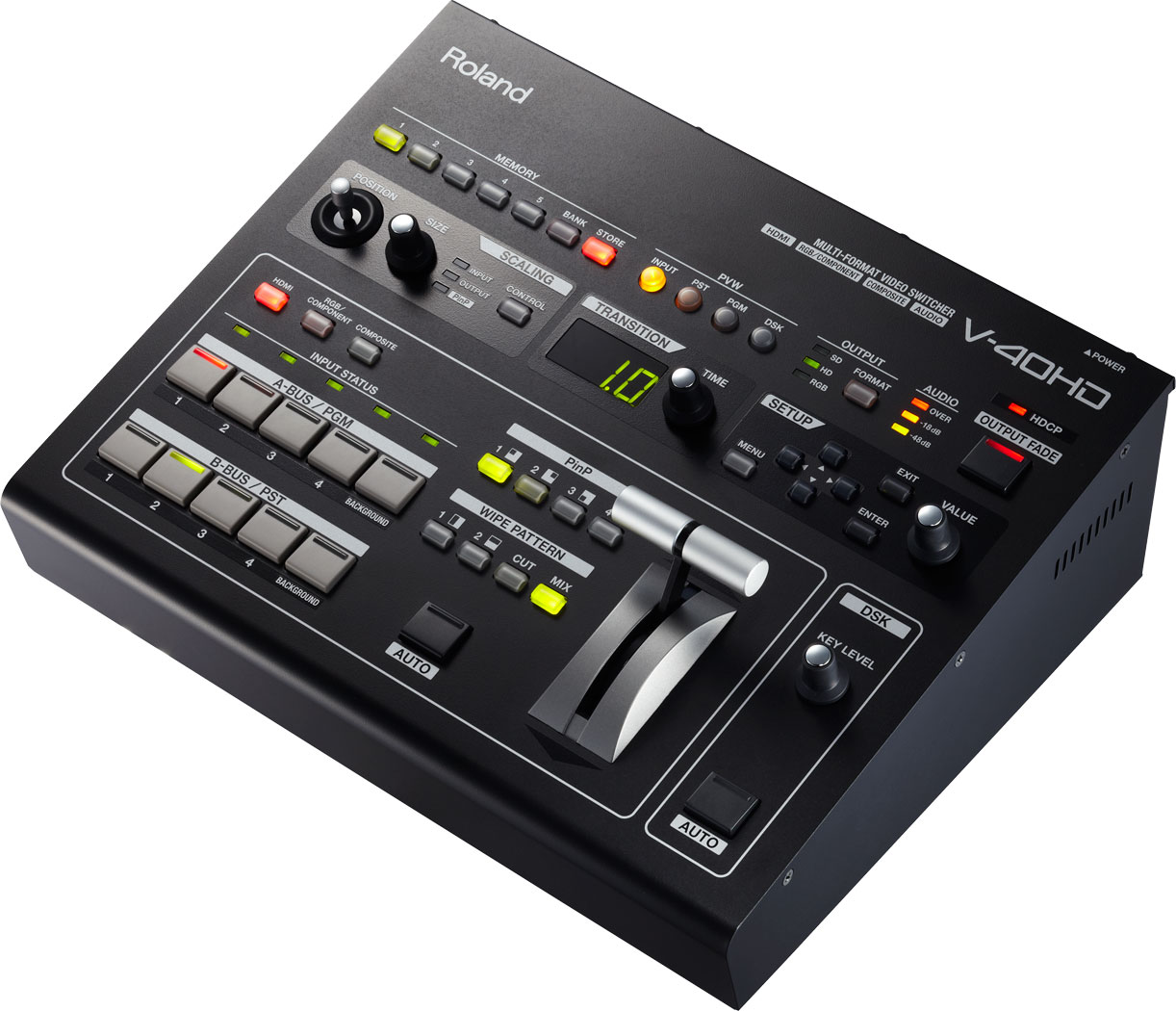 ROLAND V-40HD - 4-Channel Multi-Format Video Switcher - 2.jpg