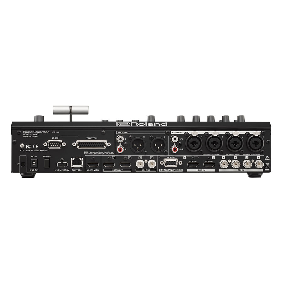 ROLAND V-60HD - 6-Channel HD Video Switcher mit - 3.jpg