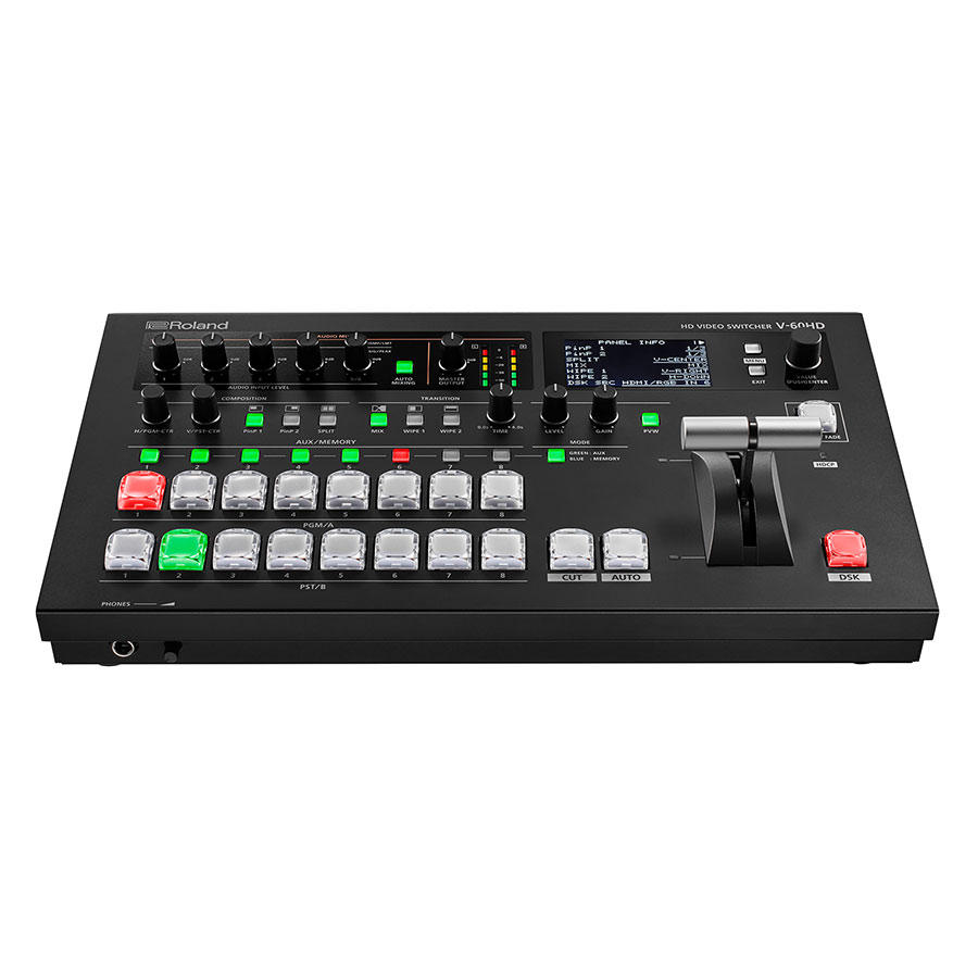 ROLAND V-60HD - 6-Channel HD Video Switcher mit - 7.jpg