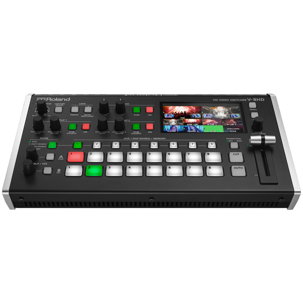 ROLAND V-8HD - 8-Channel HD Video Switcher - - 2.jpg