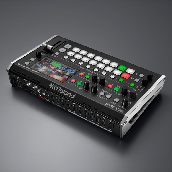 ROLAND V-8HD - 8-Channel HD Video Switcher - - 8.jpg