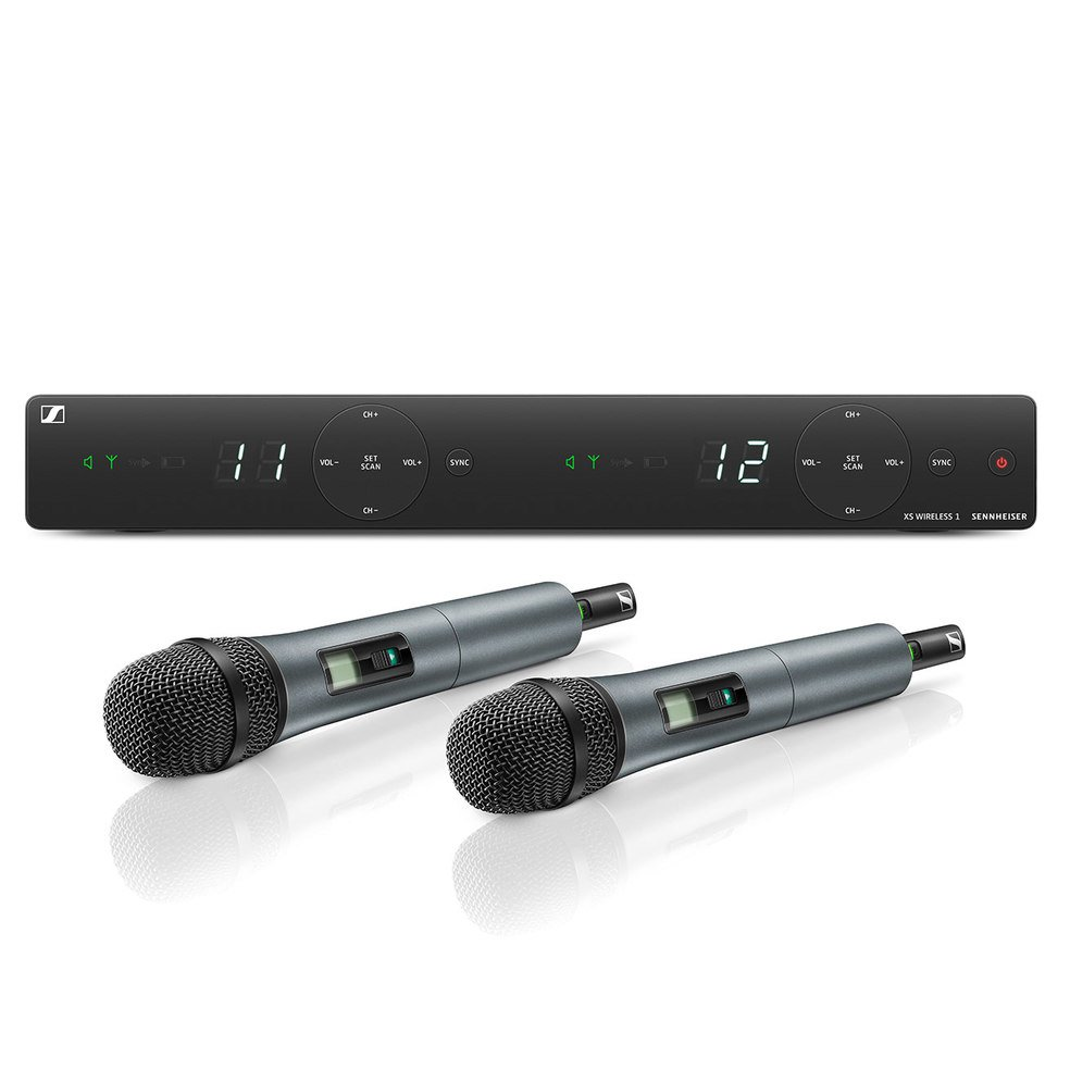 SENNHEISER XSW 1-835 DUAL-B - Wireless Dual Vocal - 1.jpg