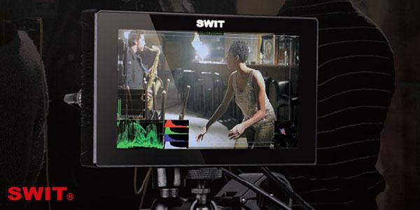 Studioequipment von SWIT