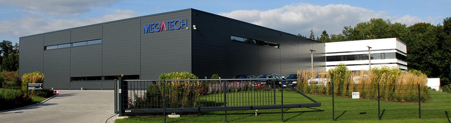 MEGATECH Firmengebäude